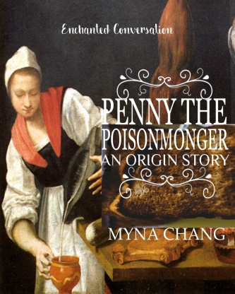 Penny Poisonmonger - CHANG - Cover A