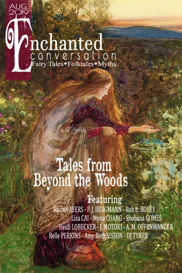 Tales From Beyond the Woods - AUGUST 2019 - Cover A